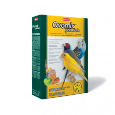 Padovan (Падован) Ovomix Gold giallo. Комплексный мягкий корм для птенцов и линяющих птиц 0.3 кг;1кг
