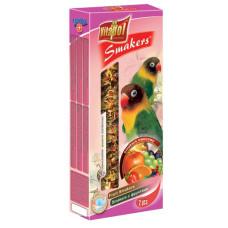 Vitapol (Витапол) Smakers. Витаминизированные палочки для неразлучников с фруктами уп