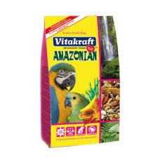 Vitakraft (витакрафт) Amazonian. Корм для крупных амазонских попугаев 750г