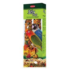Padovan (Падован) Stix Fruit Parrocchetti. Дополнительный корм для средних попугаев