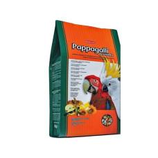 Padovan (Падован) GrandMix Pappagalli. Комплексный корм для крупных попугаев 0.6 кг; 2кг