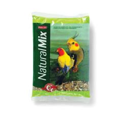 Padovan (Падован) Nature Mix Parrocchetti. Основной корм для средних попугаев 0.85 кг;4.5кг;25кг