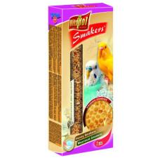 Vitapol (Витапол) Smakers. Витаминизированные палочки для волнистых попугаев с медом уп