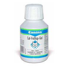 Canina (Канина) Cat Felltop Gel Комплекс для ухода за кожей и шерстью с цинком и биотином 0.1 л