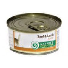 Natures Protection Beef&Lamb 0.1 кг