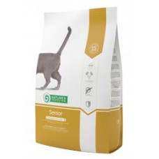 Natures Protection Senior Cat 0.4кг;2кг;7кг