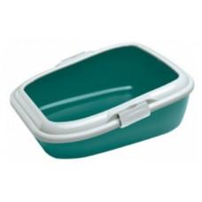 Ferplast MODERNA - туалет разноцветный с фиксатором для гигиенического пакета