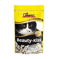 Gimpet (Джимпет) Beauty Kiss Витамины для улучшения состояния шерсти котов 65табл