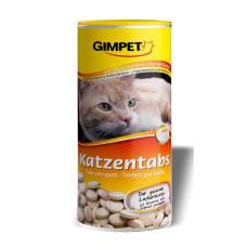 Gimpet (Джимпет) Katzentabs Витамины для котов с дичью 710табл