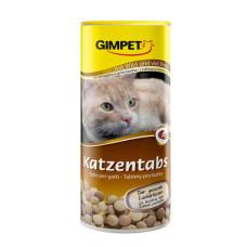 Gimpet (Джимпет) Katzentabs витамины для котов с рыбой 710табл