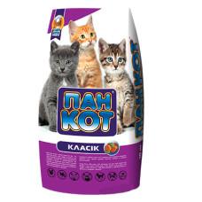 Пан Кот Классик. Сухой корм для кошек 10кг