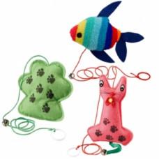 Ferplast PA 5024 - игрушки из ткани