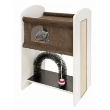 Ferplast LEO - спально-игровой комплекс для котов
