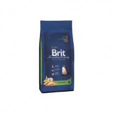 Brit Premium Cat Sterilized 0.3 кг; 0.8 кг; 1,5 кг; 8 кг