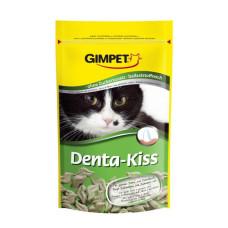 Gimpet (Джимпет) Denta Kiss Подкормка для очистки зубов у котов 65табл