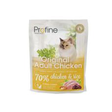 Profine (Профайн) ORIGINAL ADULT натуральное куриное мясо и рис для котов и кошек всех пород 0.3кг;2кг;10кг