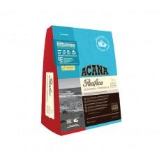 Acana (Акана) Pacifica корм для кошек с тремя видами свежей рыбы 0.34кг;2.27кг;6.8кг