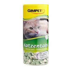 Gimpet (Джимпет) Katzentabs витамины для котов с морскими водорослями и алгобиотином 710табл