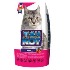 Пан Кот Микс. Корм для кошек 10кг