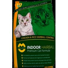 Nutra Nuggets Milana Indoor Hairball Premium Cat Formula корм для домашних кошек с курицей, рыбой и овощами 0.1кг, 10кг, 18.14кг