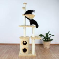 Домик для кошки Maqueda, высота 190 см, беж.