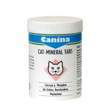 Canina (Канина) Cat Mineral Tabs. Поливитаминный комплекс для котов с минералами 150табл; 300 табл