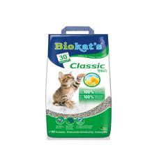 Gimpet (Джимпет) BioKat's Fresh наполнитель для кошачьего туалета с ароматом трав 20кг