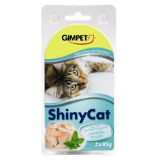 Gimpet (Джимпет) Shiny Cat. Консервированный корм для котов с тунцом и креветками 0.07 кг
