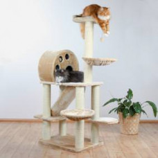 Trixie (Трикси) Домик для кошки Allora 176 см, бежевый