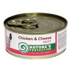 Natures Protection Chicken&Cheese 0.1 кг