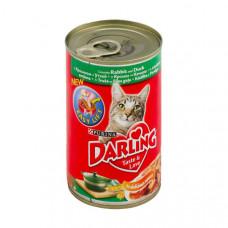 Darling (Дарлинг) С уткой и кроликом - 400 г