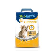Gimpet (Джимпет) BioKat's Classic наполнитель для кошачьего туалета из 100% глины 10кг;20кг