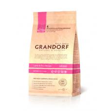 Grandorf Lamb & Rice KITTEN - ягненок с рисом для котят 34/22 - 0,4кг; 2кг