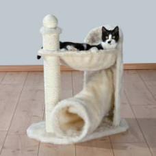Домик для кошки Gandia, 68см., кремовый.