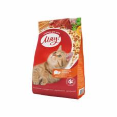 Мяу! Корм для кошек. Аппетитная печень 0,4кг;11кг;14кг