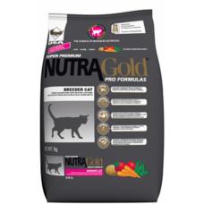 Nutra GOLD Breeder Cat 1кг, 5кг, 18.14кг