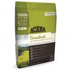 Acana (Акана) Grasslands Cat корм для кошек с мясом ягненка и утки 0.34кг; 1,8кг; 5,4кг