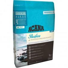 Acana (Акана) Pacifica Cat корм для кошек с тремя видами свежей рыбы 0.34кг; 1,8кг; 5,4кг
