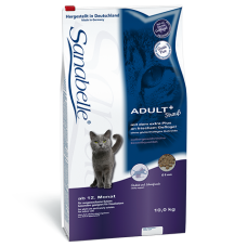 Bosch Sanabelle (Бош Санабель) Adult Ostrich. Корм для взрослых кошек с мясом страуса 0.4кг;2кг;10кг