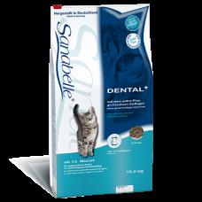 Bosch Sanabelle (Бош Санабель) Dental. Корм для кошек, для здоровой полости рта 0.4кг;2кг;10кг