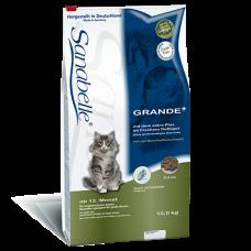 Bosch Sanabelle (Бош Санабель) Grande. Корм для кошек крупных и гигантских пород 0.4кг;2кг;10кг