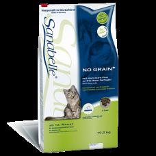 Bosch Sanabelle (Бош Санабель) No Grain. Беззерновой корм для кошек 0.4 кг;2кг;10кг
