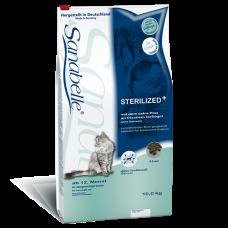 Bosch Sanabelle Sterilized. Корм для кошек стерилизованных кошек 0,4кг;2кг;10кг