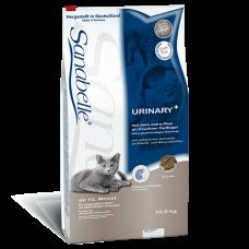 Bosch Sanabelle (Бош Санабель) Urinary. Корм для кошек, с чувствительной мочеполовой системой 0.4кг;2кг;10кг