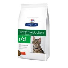Hill's (Хиллс) Prescription Diet Feline r/d диета для кошек, страдающих от ожирения 1.5кг;5кг