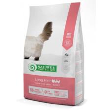 Natures Protection Long hair Adult сухой корм с птицей для длинношерстных кошек 0.4кг;2кг;7кг;18кг