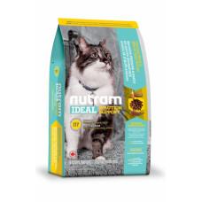 I17 NUTRAM Ideal Solution Support Finicky Indoor Cat корм холистик с курицей и цельными яйцами для взрослых привередливых кошек, живущих в помещении 0,32кг; 1,13кг; 5,4кг; 20кг