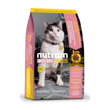 S5 NUTRAM Sound Balanced Wellness Adult/Urinary Cat корм холистик для взрослых котов с курицей и лососем 0,32кг; 1,13кг; 5,4кг; 20кг