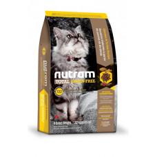 T22 NUTRAM TOTAL GF Turkey & Chicken Cat беззерновой корм холистик для котов с курицей и индейкой 0,32кг; 1,13кг; 5,4кг; 20кг