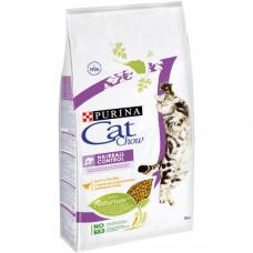 Cat Chow Special Care Hairball корм для кошек контроль образования комков шерсти в желудке 0.4кг; 1,5 кг; 15кг